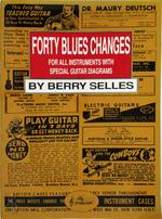 Forty blues changes