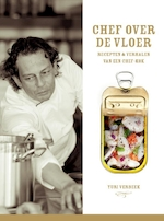 Chef over de vloer - Yuri Verbeek (ISBN 9789048812332)