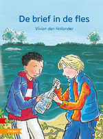 De brief in de fles - Vivian den Hollander