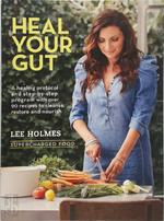 Heal Your Gut: Supercharged Food - Lee Holmes (ISBN 9781743365618)