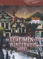 De geheimen van Winterhuis Hotel display 5 ex. - Ben Guterson (ISBN 9789025878450)