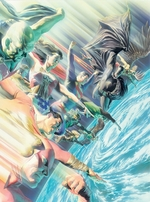 Justice league: the world greatest superheroes - alex ross (ISBN 9781401273705)