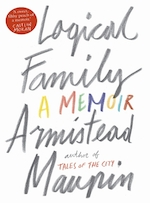 Logical family - armistead maupin (ISBN 9781784161040)