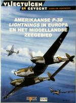 Amerikaanse P-38 Lightnings in Europa en het Middellandse zeegebied - Unknown (ISBN 8483722704)