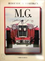 M.G. - Chris Harvey (ISBN 9781197401245)