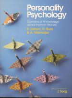 Personality Psychology - Randy J. Larsen (ISBN 9780077145644)
