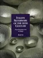 Italian Silverware of the 20th Century - Tersilla Faravelli Giacobone (ISBN 9788843546183)