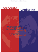 Corporate venturing - Corina Kuiper (ISBN 9789079812226)