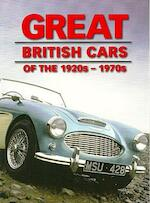 Great British Motor Cars of the 1920s - 1970s