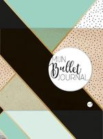 Mijn Bullet Journal - mint & goud - Nicole Neven (ISBN 9789045322537)