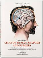The Complete Atlas of Human Anatomy and Surgery - J. M. Bourgery, N. H. Jacob (ISBN 9783836556620)