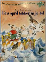 Een april kikker in je bil - Burny Bos (ISBN 9789027647900)