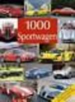 1000 Sports Cars - Unknown (ISBN 9783625113539)