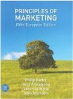 Principles of Marketing - GARY e.a. PHILIP - ARMSTRONG Kotler (ISBN 9780273711568)