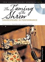 the Taming of the Shrew - William Shakespeare, David Bevington, Peter Holland, Antonia Forster (ISBN 9780713684070)