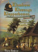 Klamboes, klewangs, klapperbomen - Pierre Heijboer (ISBN 9789022839188)