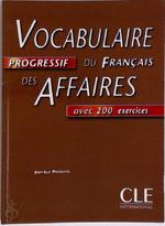 Vocabulaire progressif du français des affaires - Jean-Luc Penfornis (ISBN 9782090338034)