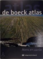 de boeck atlas - Mens en aarde - David Daenekint, Philippe De Maeyer, Jacques Merchiers, Jozef Paternoster, Georges Tibau (ISBN 9789045509778)