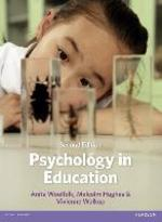 Psychology in Education - Anita Woolfolk (ISBN 9781408257500)