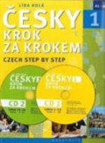 Czech Step by Step: Pack (Textbook, Appendix and 2 Free Audio CDs) - Lída Holá (ISBN 9788074701290)