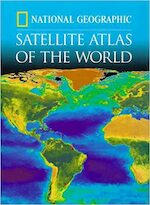 satellite atlas of the world - Unknown
