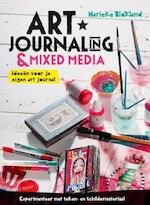 Art journaling en mixed media - Marieke Blokland (ISBN 9789043917568)