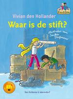 Waar is de stift ? - Vivian den Hollander