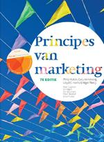 Principes van marketing met MyLab NL toegangscode - Philip Kotler, Gary Armstrong, Lloyd C. Harris, Nigel Piercy (ISBN 9789043034098)
