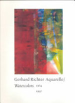 Gerhard Richter Aquarelle/watercolors 1964-1997 - Dieter Schwarz (ISBN 9783933807052)