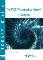 TOGAF® Version 9.2 - A Pocket Guide - The Open Group (ISBN 9789401802864)