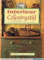 Interieur in countrystijl