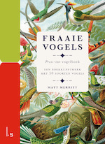 Fraaie Vogels, Press-out boek - Matt Merritt (ISBN 9789024583911)
