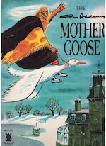 The Chas. Addams Mother Goose (ISBN 9780525623212)