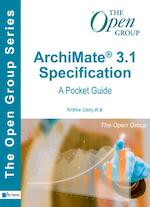 ArchiMate® 3.1 – A Pocket Guide - Andrew Josey e.a. (ISBN 9789401805186)