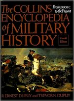 The Encyclopedia of Military History: from 3500 B.C. to the present