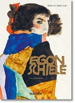 Taschen 40 Egon schiele. the paintings - Tobias Natter (ISBN 9783836581257)