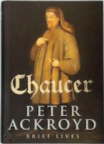 Chaucer - Peter Ackroyd (ISBN 9780701169855)