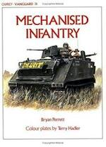 Mechanised Infantry - Bryan Perrett (ISBN 9780850455267)
