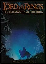 The Lord of the Rings: The Fellowship of the Ring. A Strategy Battle Game - Rick Priestley (ISBN 5011921951246)