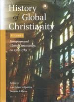 History of Global Christianity, Vol. I (ISBN 9789004341920)