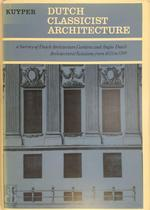 Dutch classicist architecture