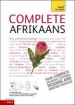 Complete Afrikaans Book/CD Pack: Teach Yourself - Lydia McDermott (ISBN 9781444105872)