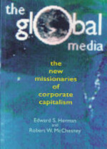 The Global Media - Edward S. Herman, Robert Waterman McChesney (ISBN 9780304334346)