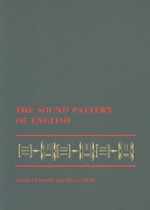 The Sound Pattern of English - Noam Chomsky, Morris Halle (ISBN 9780262530972)