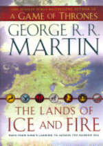 The Lands of Ice and Fire- A Game of Thrones [Wall Maps]