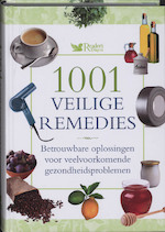 1001 veilige remedies - Unknown (ISBN 9789064078187)