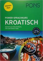 PONS Power-Sprachkurs Kroatisch - Intensiv-Kurs