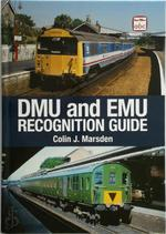 DMU and EMU Recognition Guide - Colin J Marsden (ISBN 9780711037403)