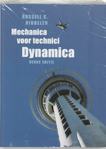 Mechanica voor technici - Dynamica - Hibbeler (ISBN 9789043010788)