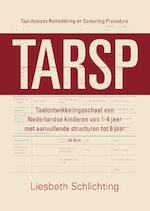Tarsp - taal analyse remediëring en screening procedure - Liesbeth Schlichting (ISBN 9789043035613)